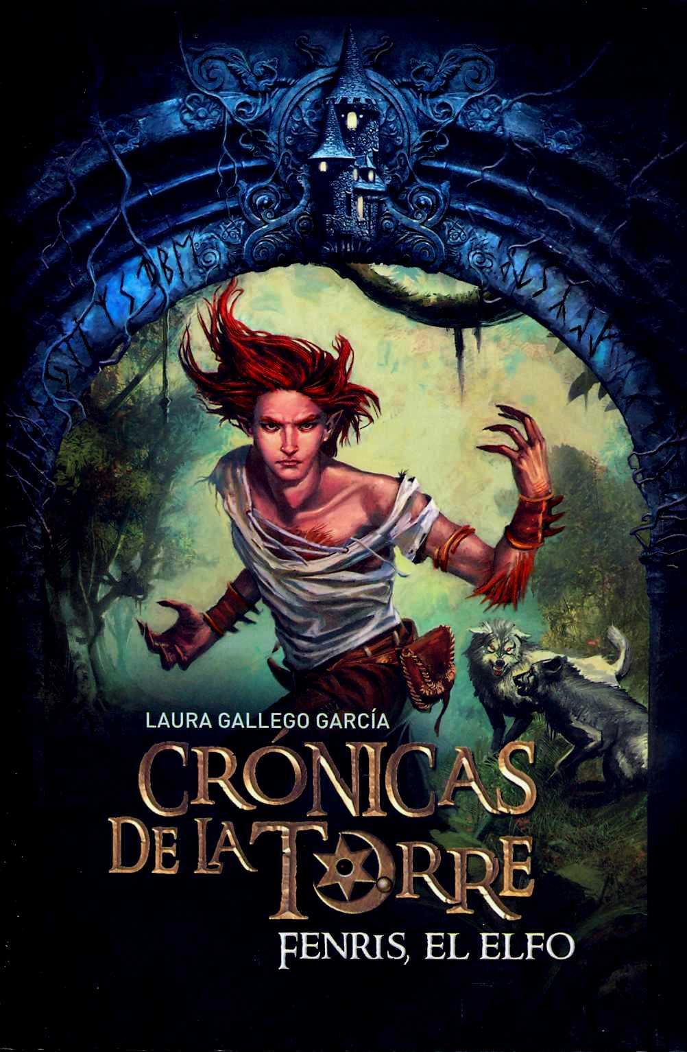 Fenris, el Elfo - Laura Gallego