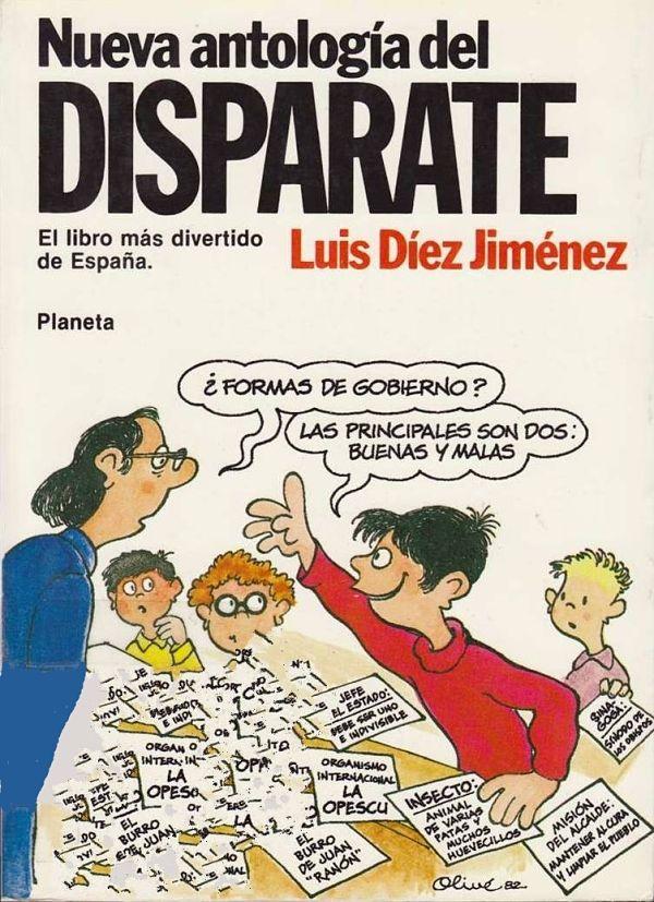Nueva Antología del Disparate - Luis Díez Jiménez