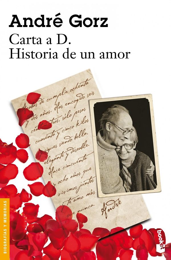 Carta a D Historia de un Amor - André Gorz