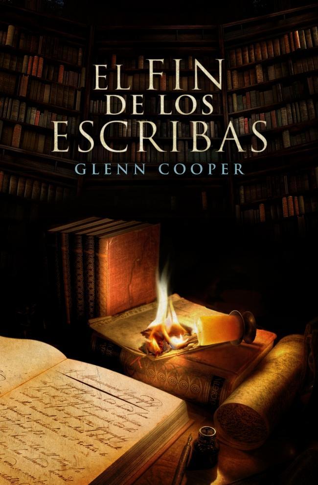 El fin de los Escribas - Glenn Cooper