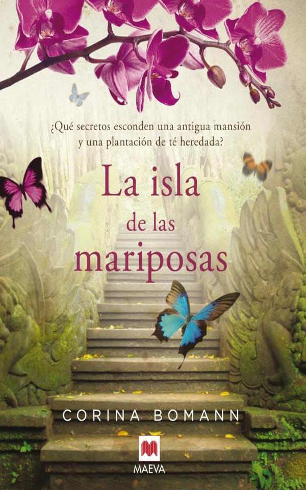 La Isla de las Mariposas - Corina Bomann