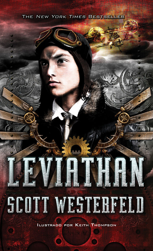 Leviathan 01 - Leviathan - Scott Westerfeld