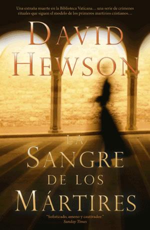 Nic Costa 01-La Sangre de los Mártires - David Hewson