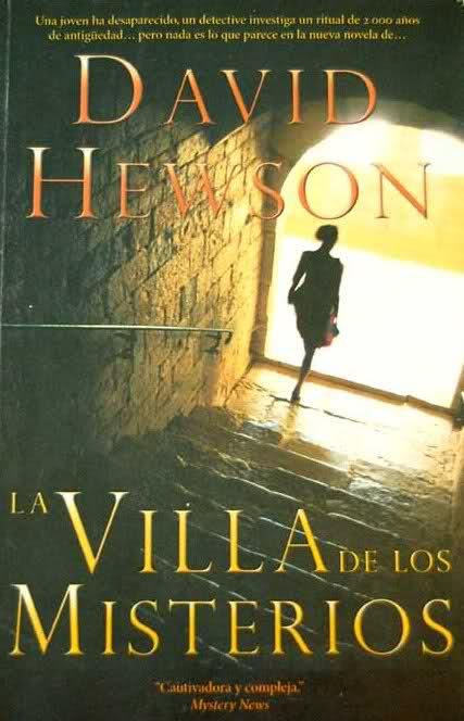 Nic Costa 02-La Villa de los Misterios – David Hewson